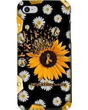 Multiple sclerosis awareness - Printed phone case Phone Case i-phone-8-case