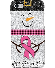 Hope For A Cure Phone Case i-phone-8-case