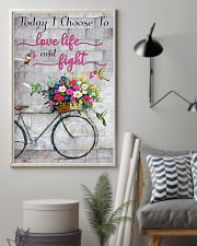 Today I choose to love- 3600 x 5400 11x17 Poster lifestyle-poster-1
