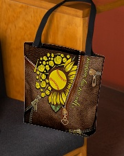 You are my sunshine All-over Tote aos-all-over-tote-lifestyle-front-02
