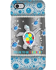 It's ok to be different Phone Case i-phone-8-case