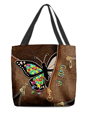 Be kind All-over Tote front