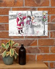All I Wish For Christmas Is A Cure 17x11 Poster poster-landscape-17x11-lifestyle-23