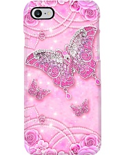 Breast Cancer Awareness Phone Case i-phone-8-case