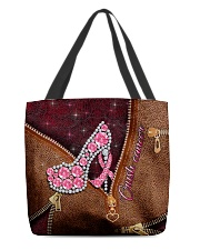 Crush cancer All-over Tote front