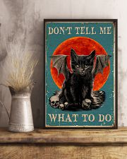 Don't tell me what to do 11x17 Poster lifestyle-poster-3