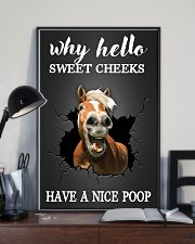 Why hello Sweet Cheeks 11x17 Poster lifestyle-poster-2