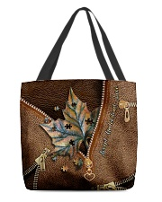 Autumn vibe All-over Tote back