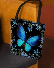 Blue butterfly  All-over Tote aos-all-over-tote-lifestyle-front-02