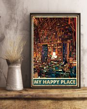 My happy place 11x17 Poster lifestyle-poster-3