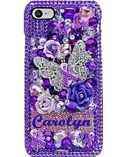 Alzheimer's Awareness Phone Case i-phone-8-case