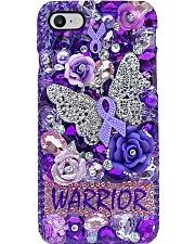 Fibro warrior Phone Case i-phone-8-case
