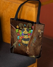 Bee kind All-over Tote aos-all-over-tote-lifestyle-front-02