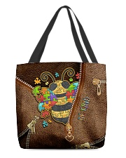 Bee kind All-over Tote back