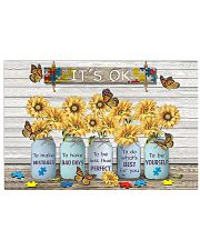 It's ok  17x11 Poster front
