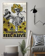 You make me feel alive 11x17 Poster lifestyle-poster-1