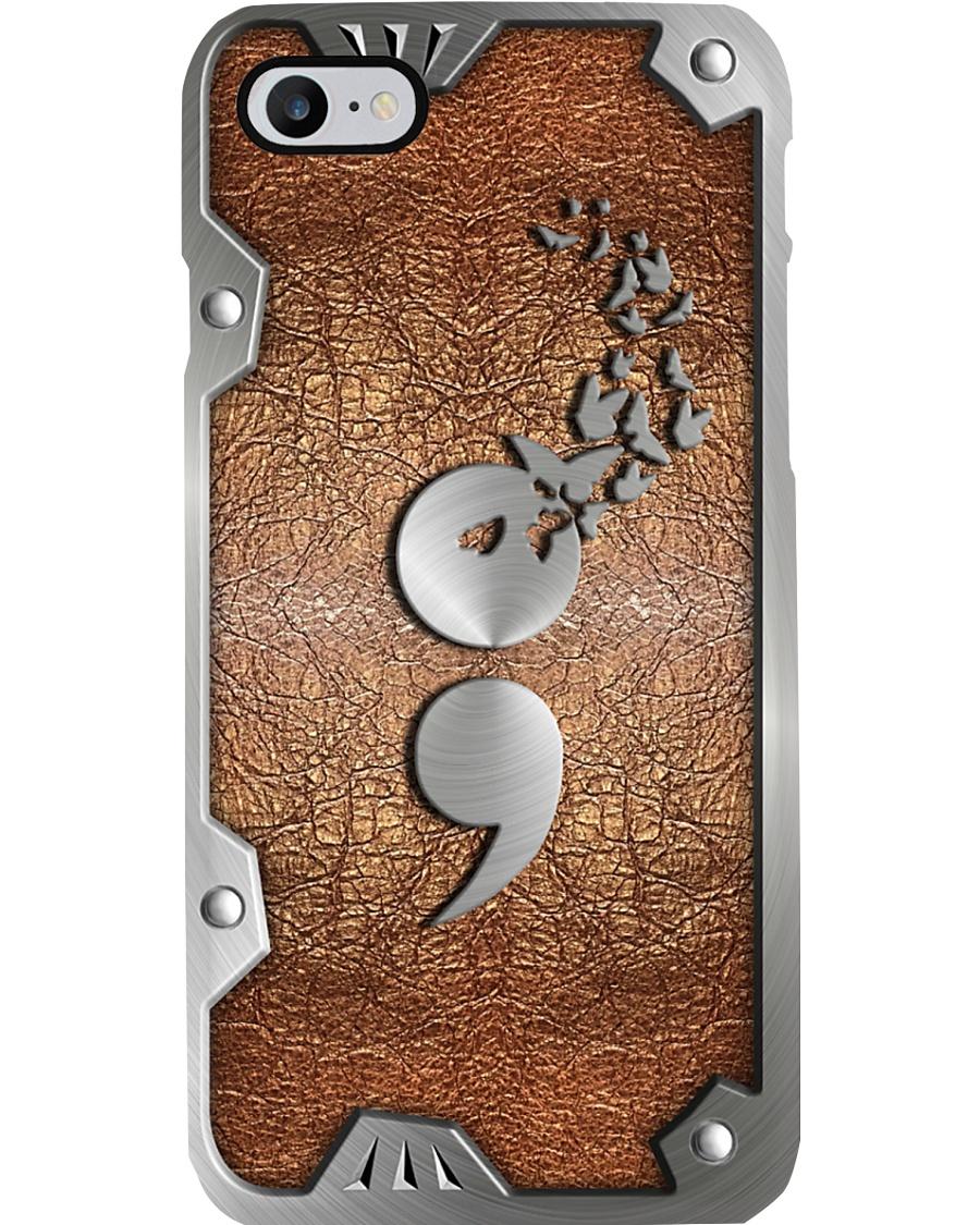 Semicolon - Printed phone case Phone Case