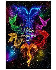 Rise from your ashes 11x17 Poster front