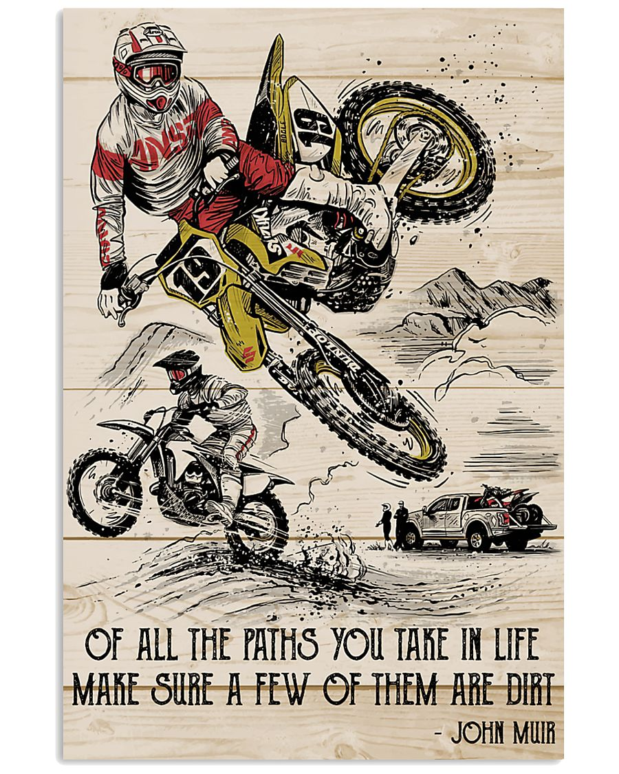 Let your faith be bigger than your fear 11x17 Poster