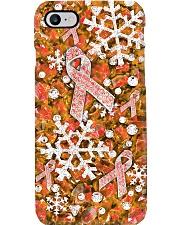 Snow vibes Phone Case i-phone-8-case