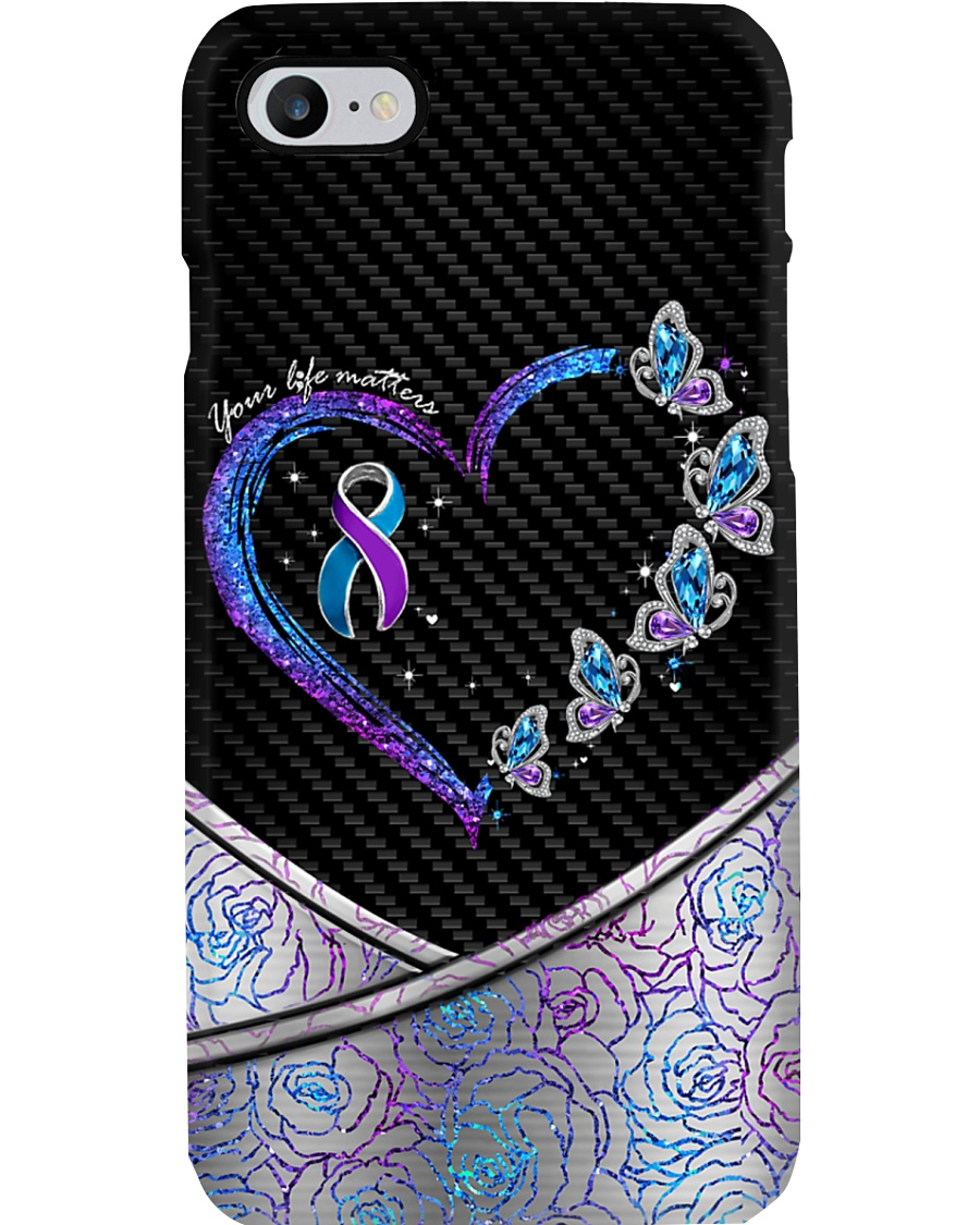 Your life matter Phone Case