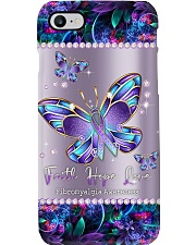 Faith Hope Love Metal Pattern Print  Phone Case i-phone-7-case