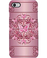 Breast Cancer Awareness Phone Case i-phone-7-case