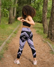 I will remember for you  High Waist Leggings aos-high-waist-leggings-lifestyle-17