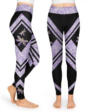 I will remember for you  High Waist Leggings front