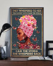 They whispered to her 11x17 Poster lifestyle-poster-2