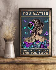 You matter 11x17 Poster lifestyle-poster-3