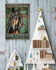She believed she could  11x17 Poster lifestyle-holiday-poster-2
