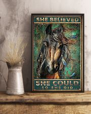 She believed she could  11x17 Poster lifestyle-poster-3