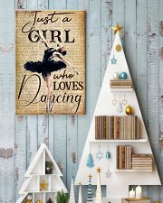 Just a girl 11x17 Poster lifestyle-holiday-poster-2