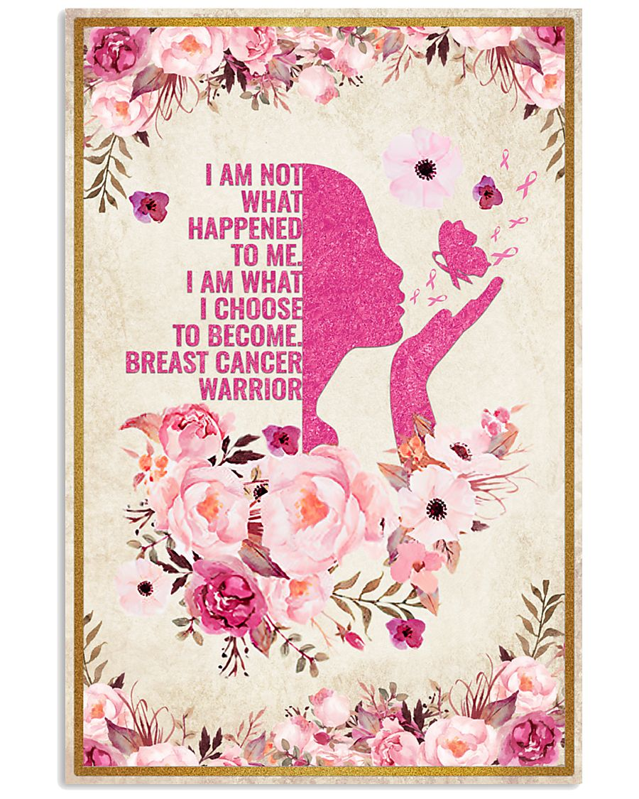 I Am Not What Happened To Me 11x17 Poster