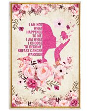 I Am Not What Happened To Me 11x17 Poster front