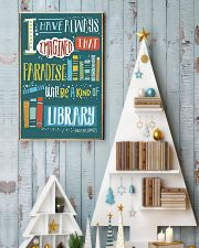 Paradise will be a kind of library 11x17 Poster lifestyle-holiday-poster-2