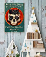 Salem sanctuary for wayward cats 11x17 Poster lifestyle-holiday-poster-2