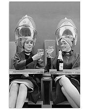 Women at Hair Salon 11x17 Poster front