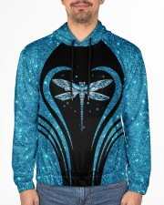 Dragonfly Men's All Over Print Hoodie aos-complex-men-hoodie-lifestyle-front-01
