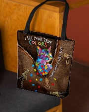 I see your true color Leather pattern print  All-over Tote aos-all-over-tote-lifestyle-front-02