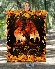 """Autumn vibes Quilt 40""""x50"""" - Baby aos-quilt-40x50-lifestyle-front-05"""