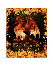 """Autumn vibes Quilt 40""""x50"""" - Baby front"""