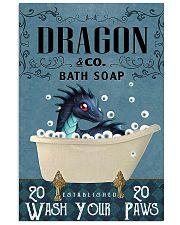 Bath Soap Company Dragon Poster 11x17 Poster front