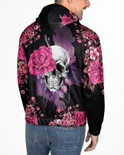 Pet lovers Men's All Over Print Hoodie aos-complex-men-hoodie-lifestyle-back-01