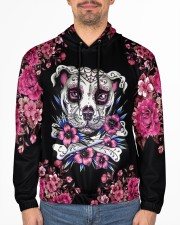 Pet lovers Men's All Over Print Hoodie aos-complex-men-hoodie-lifestyle-front-01