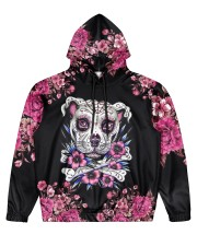 Pet lovers Men's All Over Print Hoodie tile