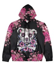 Pet lovers Women's All Over Print Hoodie tile