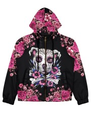 Pet lovers Women's All Over Print Full Zip Hoodie tile