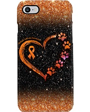 Paws for the cure Phone Case i-phone-8-case